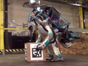 Boston Dynamics представила улучшенного человекоподобного робота Atlas (видео)