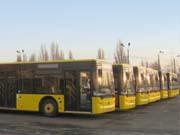 В Киеве маршрутки заменят большими автобусами (список маршрутов)