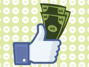 Facebook Messenger станет мобильным кошельком