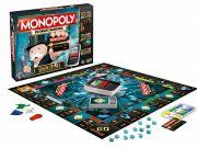 В настільній грі «Монополія» замість готівки будуть картки