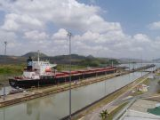 Работы по расширению Панамского канала завершатся к июлю