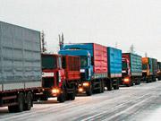 Водители российских фур заказывают платное сопровождение добровольно, - полиция