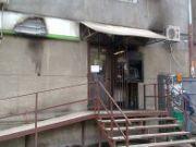 На отделения ПриватБанка продолжаются нападения