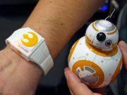 Браслет Star Wars Force Band від Sphero дозволяє управляти мініатюрним BB-8 (відео)