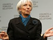 Лагард предупредила об опасности политики торговых барьеров для мировой экономики