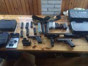В Киеве обнаружены четыре тайника с оружием