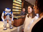 Робот «Конни», управляемый IBM Watson, тестируется в гостинице Hilton