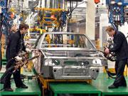 Автозавод Васадзе збільшив випуск автомобілів в 5 разів