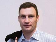 Кличко заявляє про зменшення внутрішнього боргу Києва