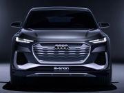 Audi Q4 e-tron Sportback представлено офіційно (фото)