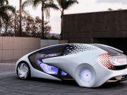 Toyota випустить безпілотники, які говорять і відчувають