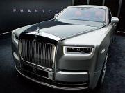 Представлен новый Rolls-Royce Phantom (фото)