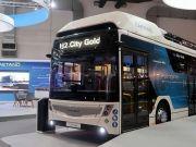 У Лондоні запустять водневі автобуси (фото)