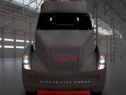 Виробник дизелів представив електровантажівку (фото)