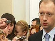 Яценюк: Депутаты успевают за 10 секунд нажать от 6 до 10 кнопок