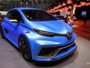 Renault вкладе понад 1 млрд євро у виробництво електромобілів