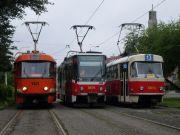 Львов приобретет в Берлине 30 трамваев