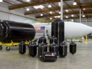 Для перевозки сжиженного природного газа в Европе будут использоваться космические технологии