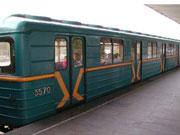 Киевским метро воспользовались 20 млрд пассажиров