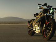 Harley-Davidson выпустит первый серийный электромотоцикл