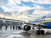 Ryanair отменил 250 рейсов в Европе из-за забастовок бортпроводников