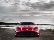 Aston Martin показал самую дорогую модель в своей истории (фото, видео)