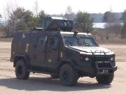 В Украине показали новый броневик для армии (видео)