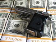 У Кобеляках пограбували банк та побили директора відділення