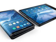 Випущено перший в світі планшет, що згинається