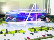 В Киеве построят спортивную арену-трансформер за 270 млн гривен