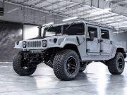 Hummer повернеться на ринок з електричним позашляховиком