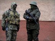 Захоплений ще один міськвідділ міліції і міськрада у Донецькій області - в Костянтинівці