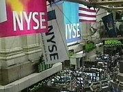 Нью-Йоркська біржа відновила роботу на резервних генераторах