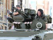Витрати на оборону і безпеку України у 2015 році були збільшені у півтора рази