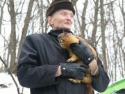 Харківського бабака Тимка змусили зробити не тільки прогноз приходу весни, але і курсу долара