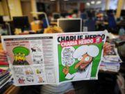 """Тижневик """"Шарлі Ебдо"""" направить понад 4 млн євро сім'ям жертв терактів"""