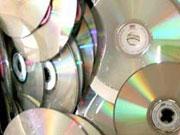 У США вилучено партію контрафактних DVD на 7 млн дол.