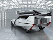 Aska представила електромобіль, що літає, зі складаним крилом (відео)