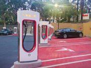 На 5% місць на стоянках встановлюватимуть зарядки для електромобілів
