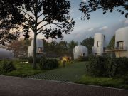 У Нідерландах друкують будинки на 3D-принтері