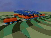 Украинские разработчики предложили создать для аграриев робота-трактора на солнечных батареях