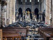 Французькі депутати схвалили законопроект про реставрацію Нотр-Дама