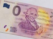 В Австрии выпустили купюру номиналом ноль евро