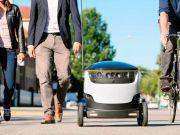 Власти Сан-Франциско предлагают запретить роботов-курьеров