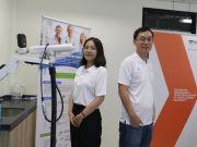 В Сингапуре создали самый быстрый и точный тест на COVID-19 (видео)