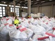 В Финляндии строят первый в Европе завод по переработке бытового текстильного мусора