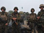 В течение суток в боях с террористами погибли 5 украинских военных, еще 14 - ранены