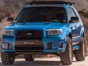 Subaru Forester превратили в вездеход