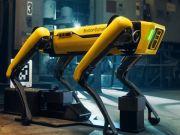 Boston Dynamics разработала обновления, которые помогут робопсу работать без человека