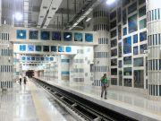 Стамбул отримав перші безпілотні поїзди метро